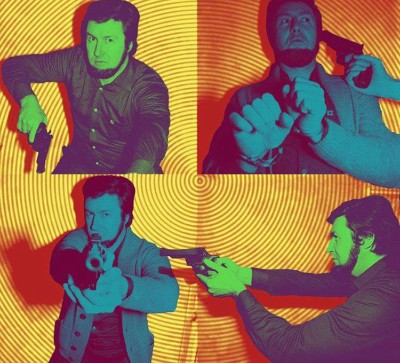 Jaqcues Mesrine - Pop Art