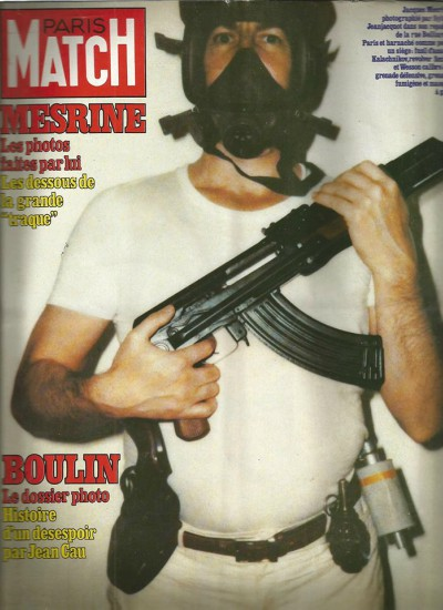 Mesrine - Le Match Magazine