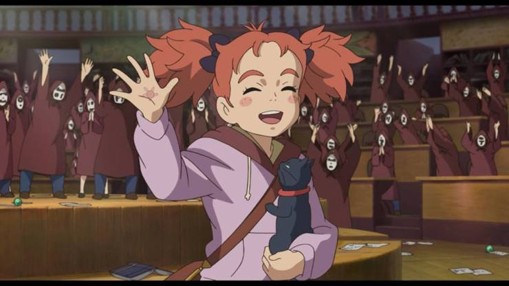 Film Review – Mary And The Witch's Flower(2017)