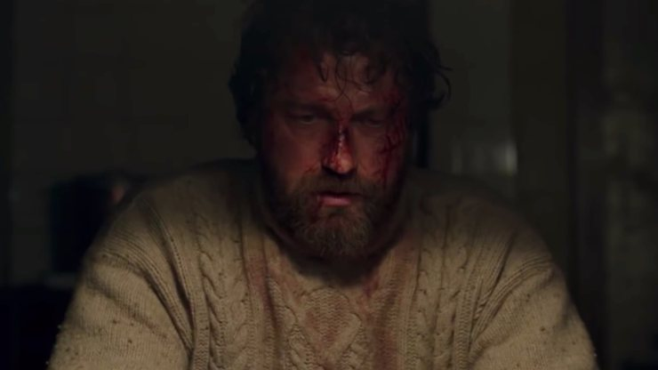 Gerard Butler (2019, The Vanishing)